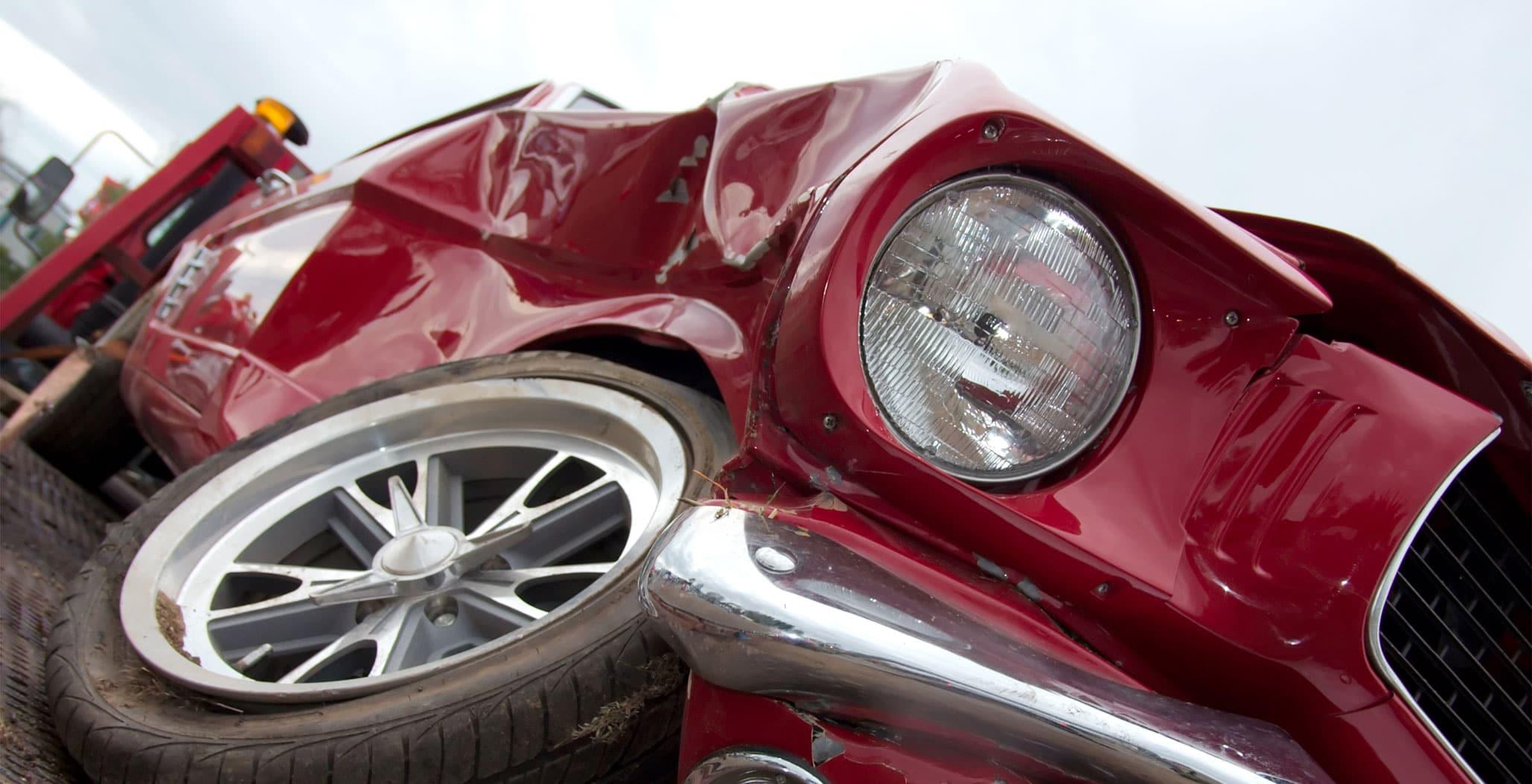 Demolizione auto a Roma