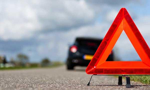 Soccorso Stradale in caso di incidente