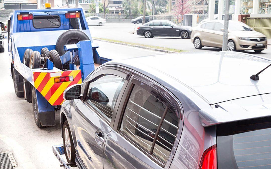 Carroattrezzi: chi lo paga in caso di incidente stradale?